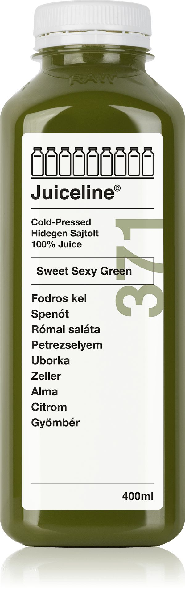 371 Deep Green 400 ml
