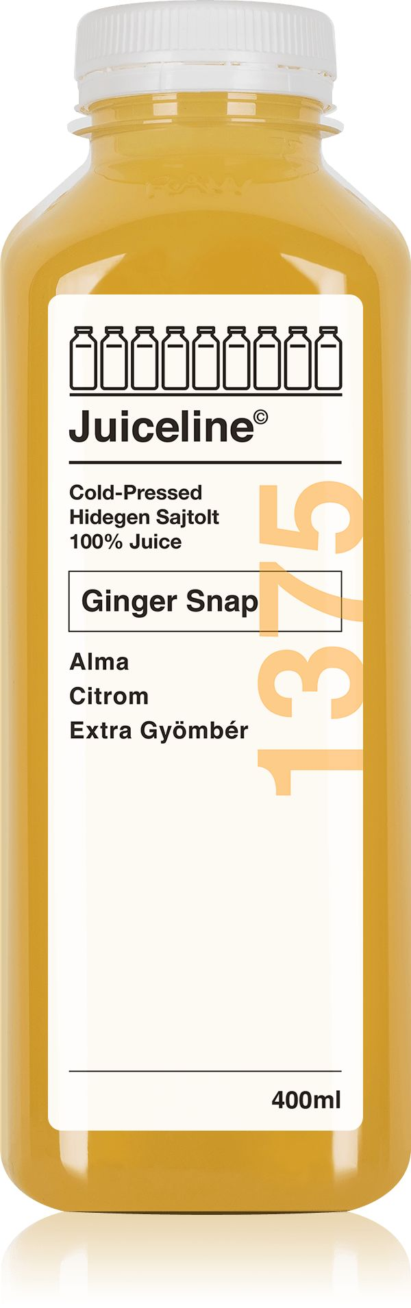 1375 Ginger Snap 400ml