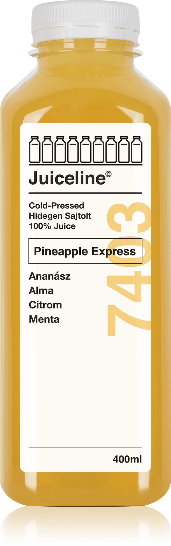 7403 Pineapple Express 400 ml