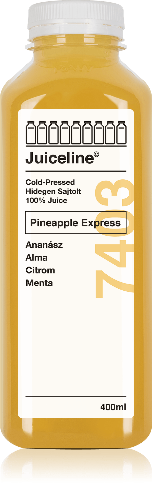 7403 Pineapple Express 400ml