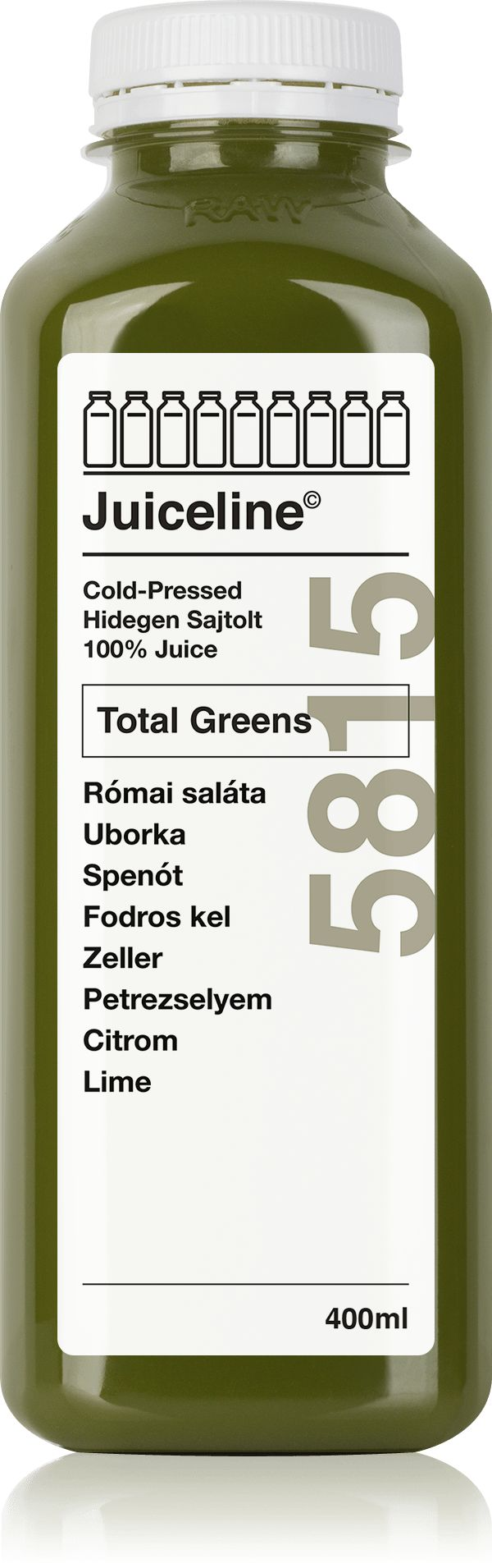 5815 Total Greens 400 ml