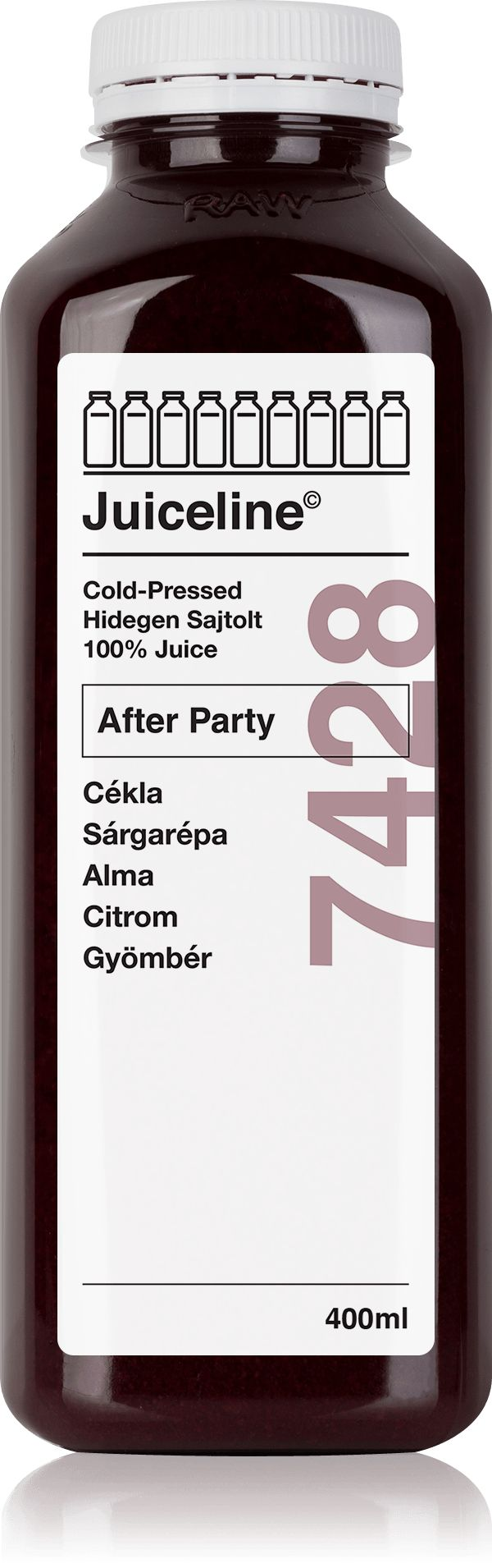 7428 After Party 400 ml