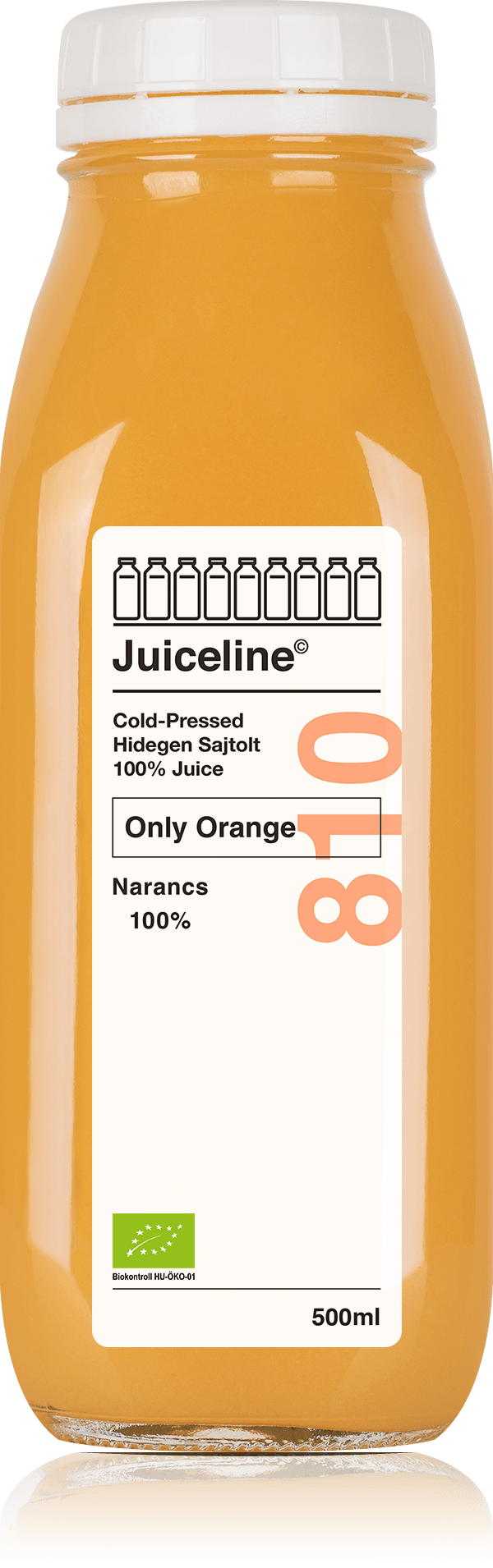 810 Only Orange
